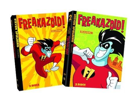 freakazoid-dvds