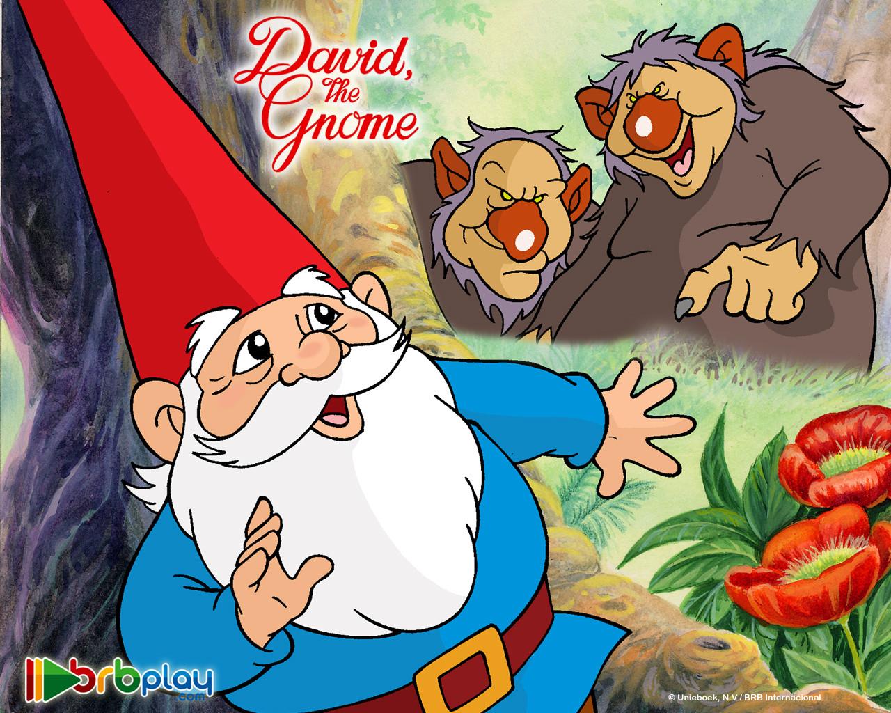 Tag: David the Gnome