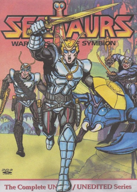 sectaurs-dvd